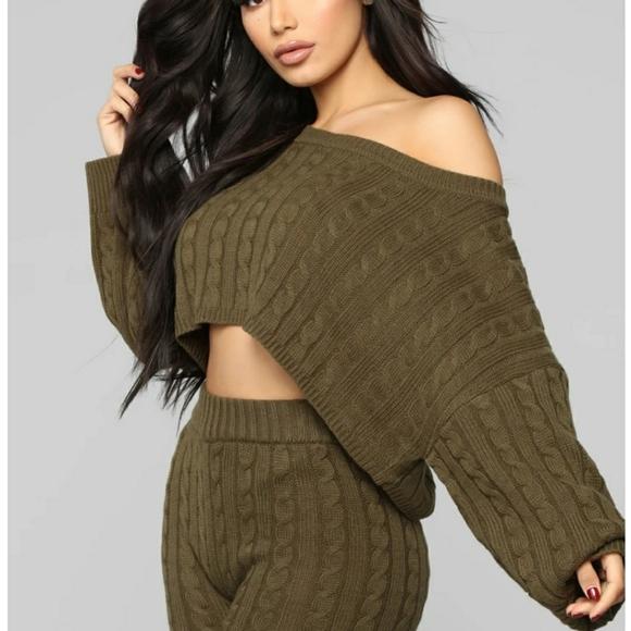 Melrose Sweater Set
